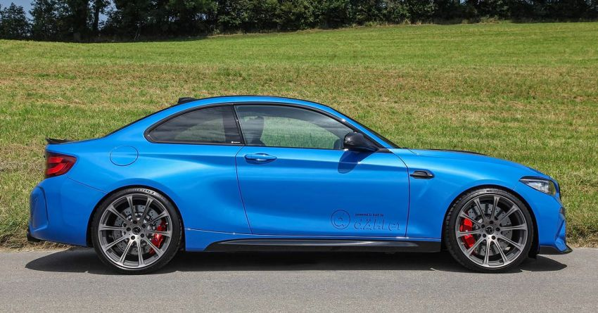 F87 BMW M2 CS tuned by Dahler – 550 PS and 740 Nm Image #1163025