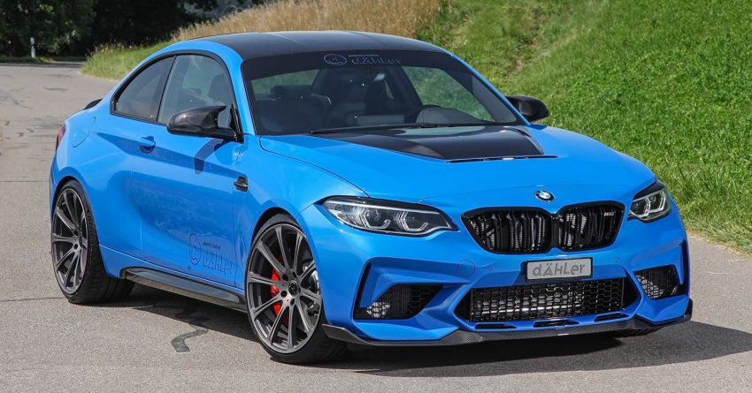 F87 BMW M2 CS tuned by Dahler – 550 PS and 740 Nm Image #1163028