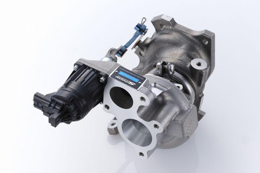 Spoon hasilkan turbo besar bagi membolehkan Honda Civic 1.5L VTEC Turbo anda jana 275 PS dan 414 Nm! Image #1157444
