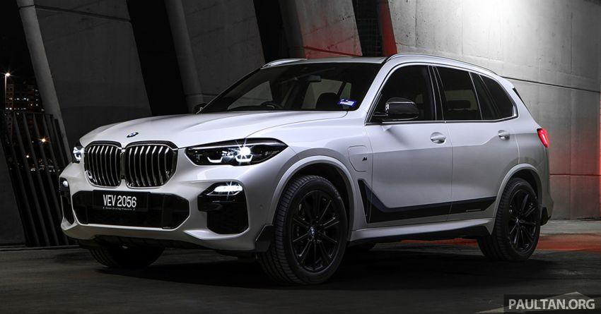 GALLERY: 2020 G05 BMW X5 xDrive45e – RM441k 3.0L PHEV with RM43k worth of BMW genuine accessories Image #1162164