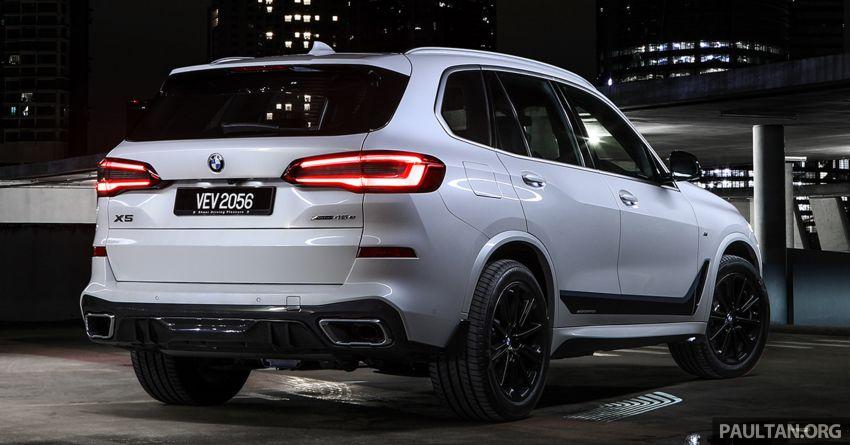 GALLERY: 2020 G05 BMW X5 xDrive45e – RM441k 3.0L PHEV with RM43k worth of BMW genuine accessories Image #1162166