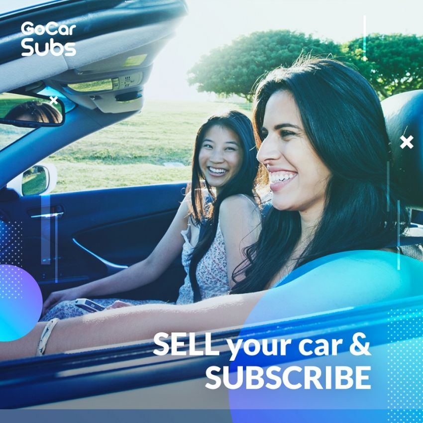 AD: GoCar Subs revamped, expanded – convert your car to subscription for six months of zero payment! Image #1157062