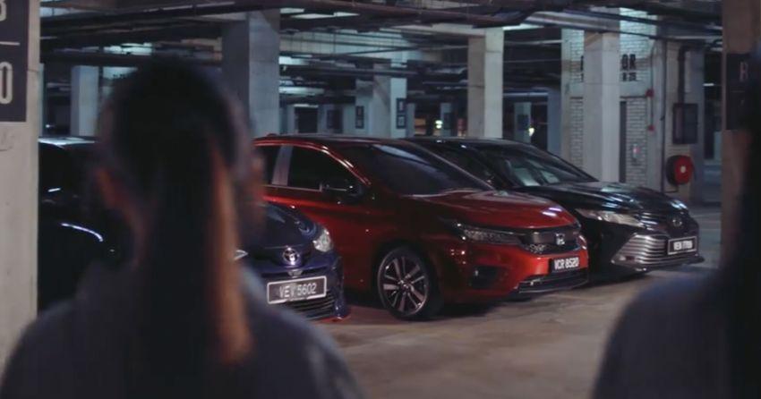 VIDEO: Honda City RS i-MMD hibrid bersenda dengan Toyota Vios, Camry, Perodua Bezza dan Nissan Almera Image #1160736