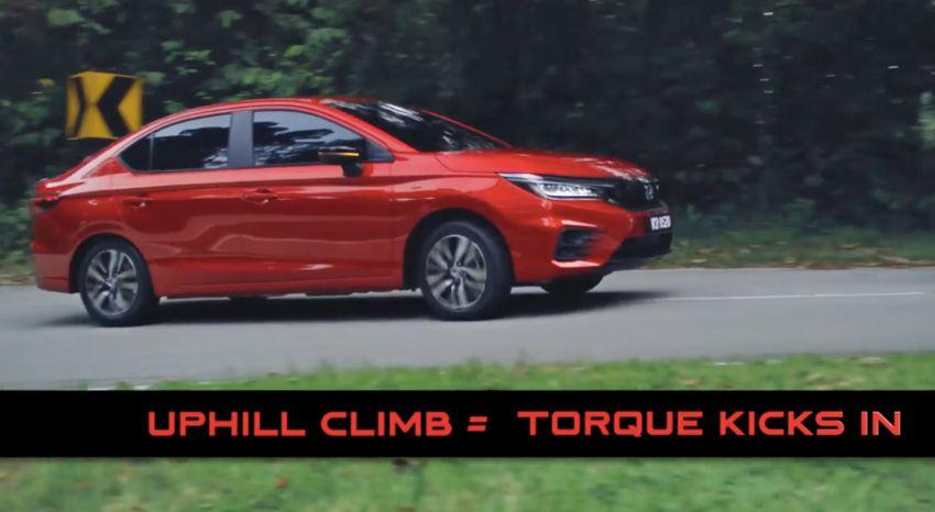 VIDEO: Honda City RS i-MMD hibrid bersenda dengan Toyota Vios, Camry, Perodua Bezza dan Nissan Almera Image #1160732
