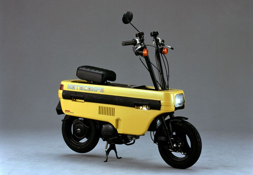 Is Honda bringing back the Motocompo as an e-bike? Image #1155196
