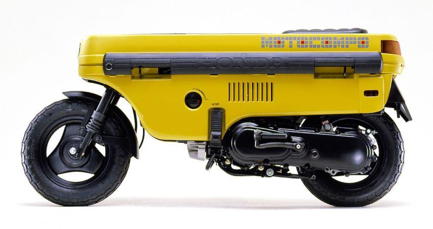 Is Honda bringing back the Motocompo as an e-bike? Image #1155197