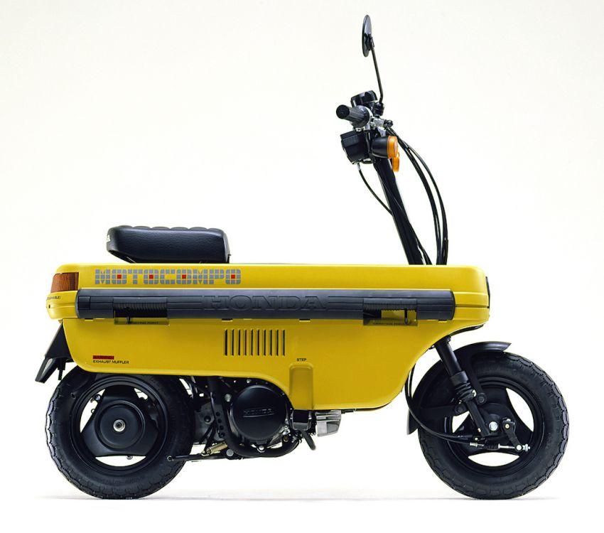 Is Honda bringing back the Motocompo as an e-bike? Image #1155194