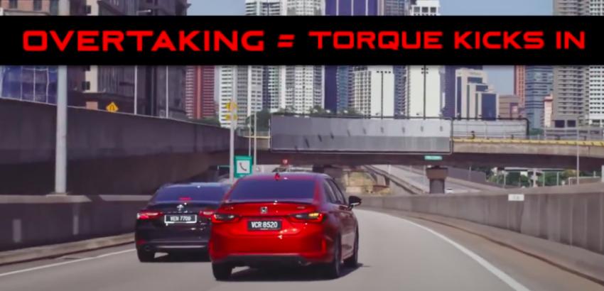 VIDEO: 2020 Honda City RS i-MMD hybrid ad takes a swipe at Toyota Vios, Camry and Perodua Bezza Image #1160821