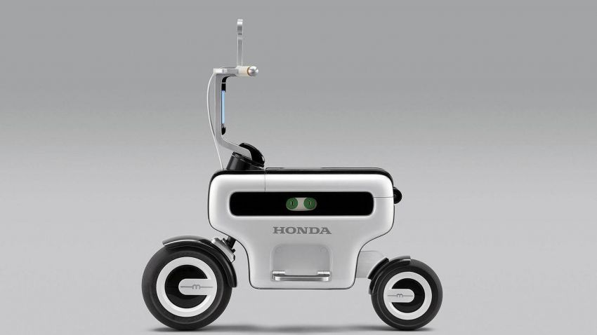 Is Honda bringing back the Motocompo as an e-bike? Image #1155201
