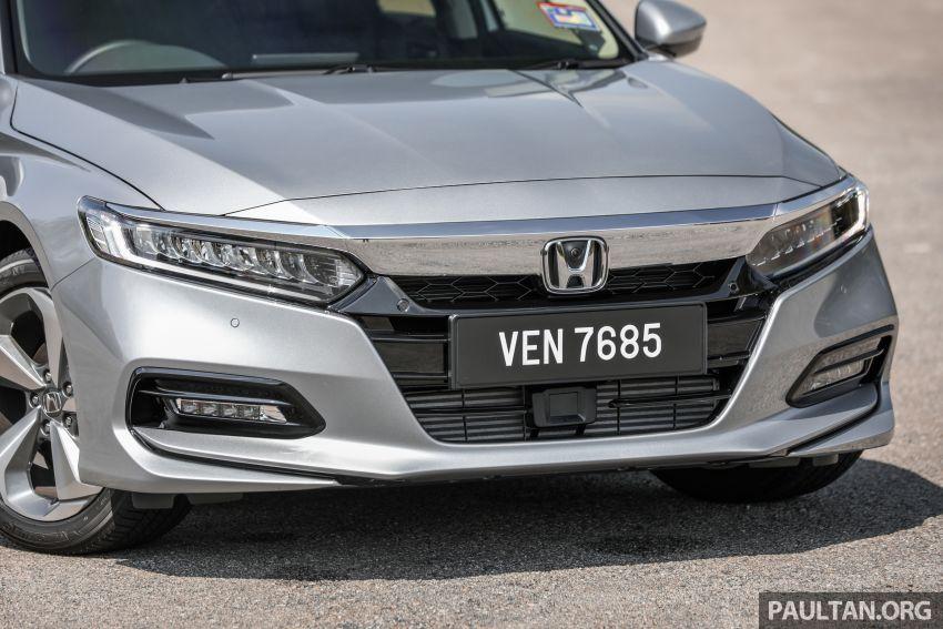 FIRST DRIVE: Honda Accord 1.5 TC-P M'sian review Image #1164989