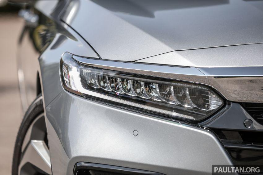 FIRST DRIVE: Honda Accord 1.5 TC-P M'sian review Image #1164990