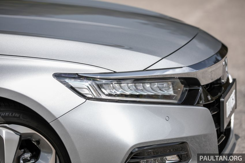 FIRST DRIVE: Honda Accord 1.5 TC-P M'sian review Image #1164991
