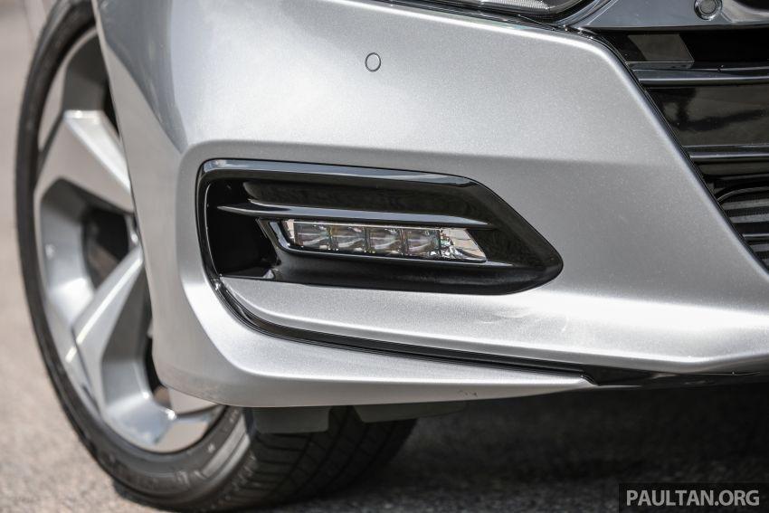 FIRST DRIVE: Honda Accord 1.5 TC-P M'sian review Image #1164992