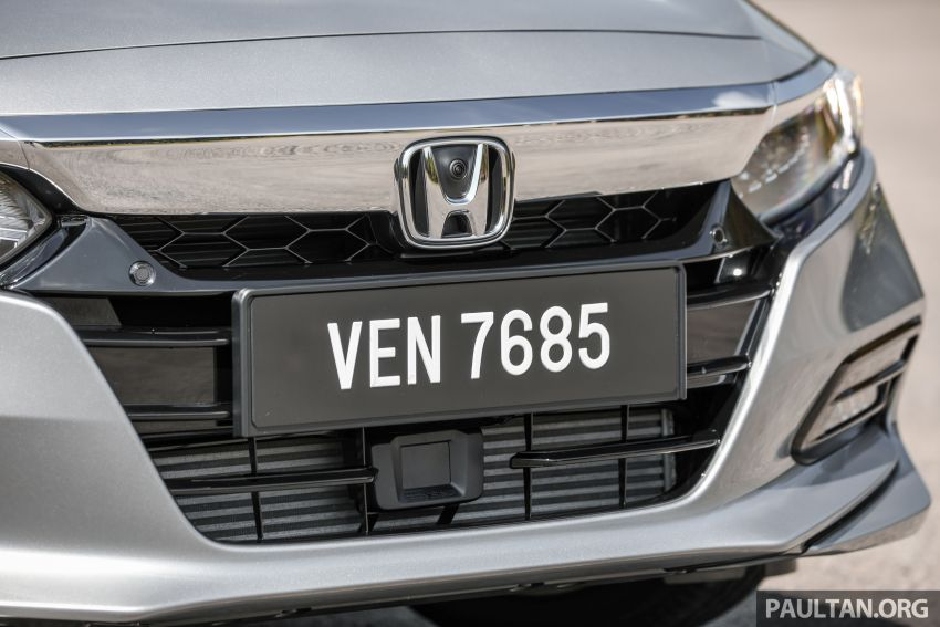 FIRST DRIVE: Honda Accord 1.5 TC-P M'sian review Image #1164993