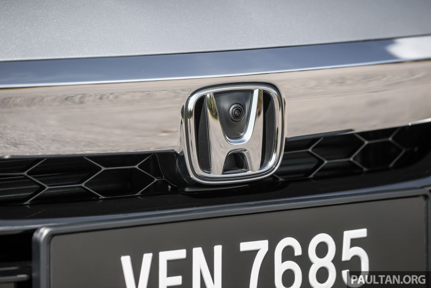 FIRST DRIVE: Honda Accord 1.5 TC-P M'sian review Image #1164994