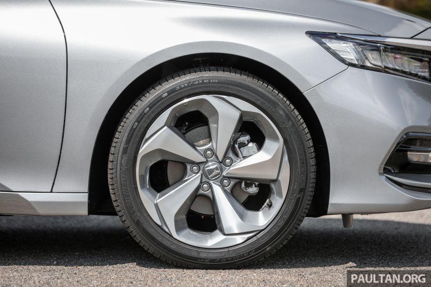 FIRST DRIVE: Honda Accord 1.5 TC-P M'sian review Image #1164996