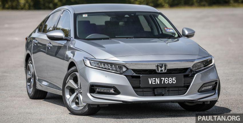 FIRST DRIVE: Honda Accord 1.5 TC-P M'sian review Image #1164977