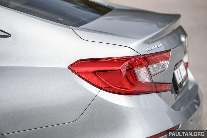 FIRST DRIVE: Honda Accord 1.5 TC-P M'sian review Image #1165006