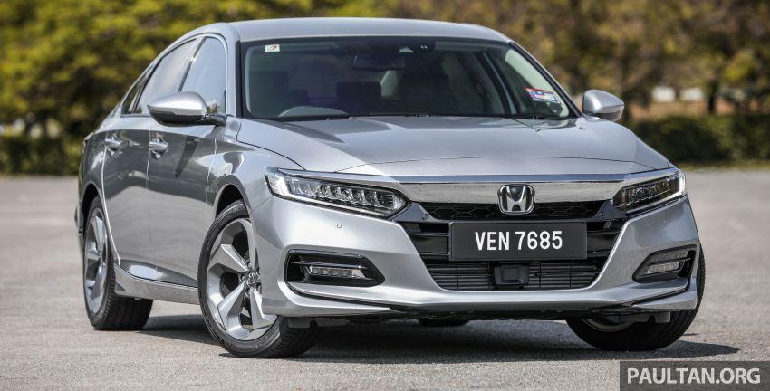 REVIEW: 2020 Honda Accord 1.5TC-P in Malaysia Image #1164978