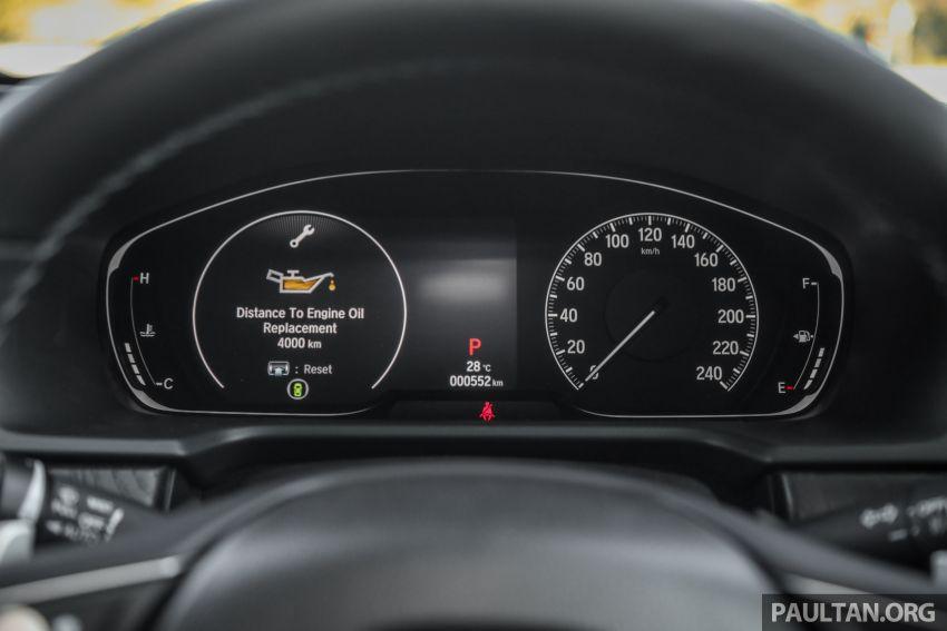 FIRST DRIVE: Honda Accord 1.5 TC-P M'sian review Image #1165023