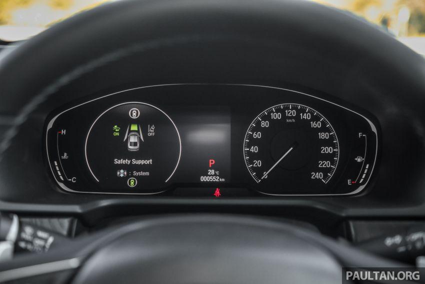 FIRST DRIVE: Honda Accord 1.5 TC-P M'sian review Image #1165024