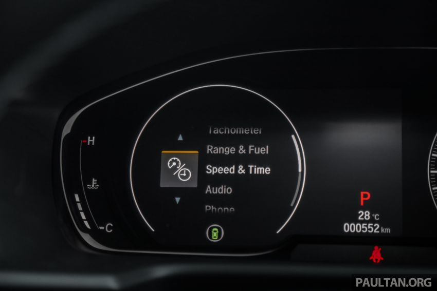 FIRST DRIVE: Honda Accord 1.5 TC-P M'sian review Image #1165026