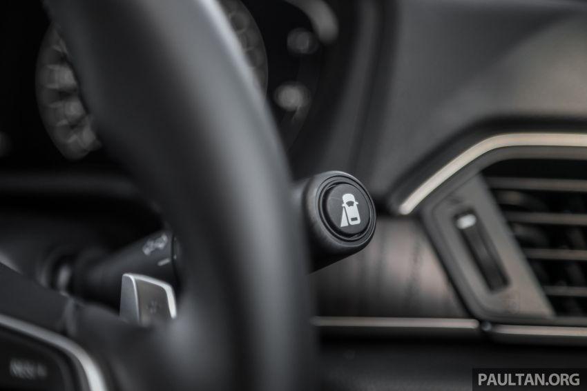 FIRST DRIVE: Honda Accord 1.5 TC-P M'sian review Image #1165027