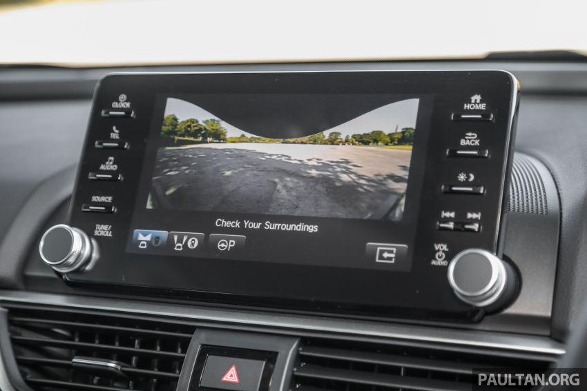 FIRST DRIVE: Honda Accord 1.5 TC-P M'sian review Image #1165033