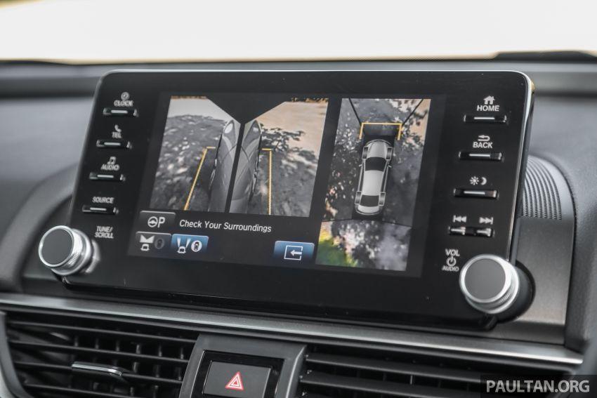 FIRST DRIVE: Honda Accord 1.5 TC-P M'sian review Image #1165034