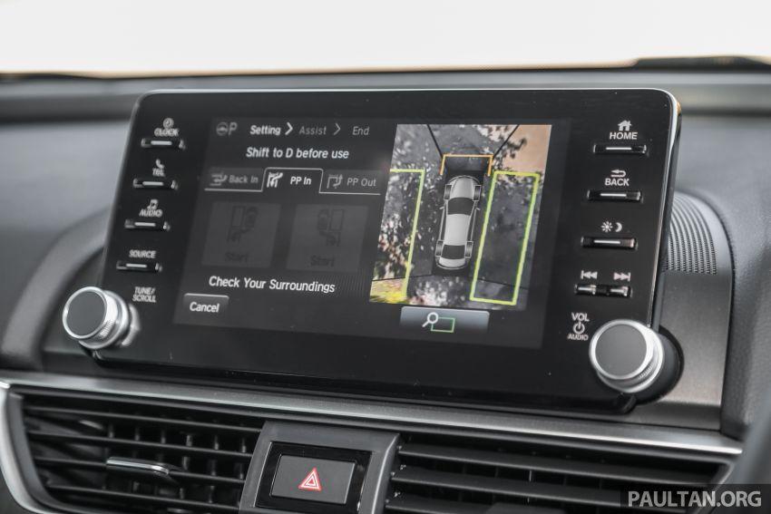 FIRST DRIVE: Honda Accord 1.5 TC-P M'sian review Image #1165036