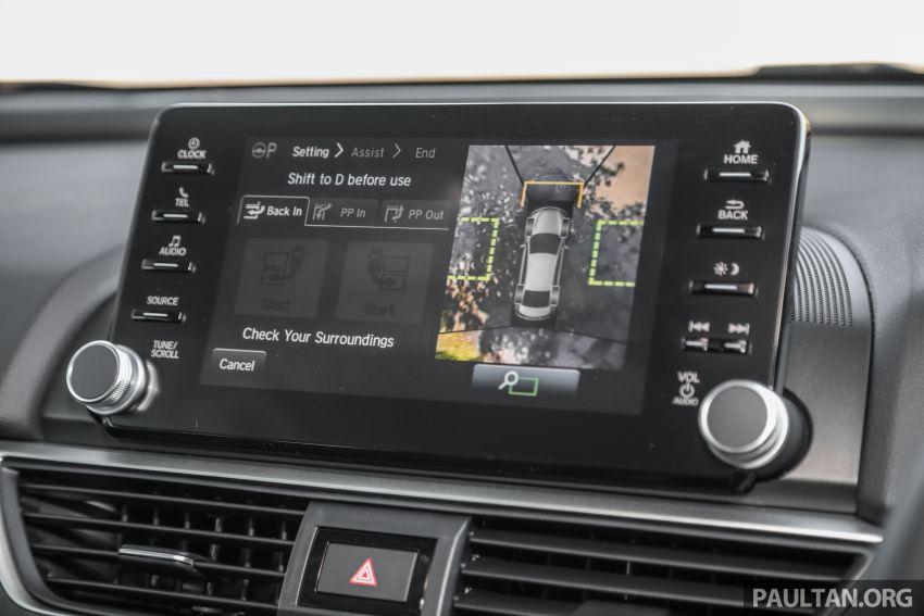 FIRST DRIVE: Honda Accord 1.5 TC-P M'sian review Image #1165037