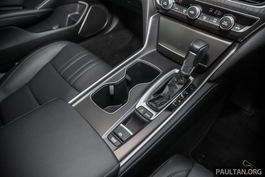 FIRST DRIVE: Honda Accord 1.5 TC-P M'sian review Image #1165039