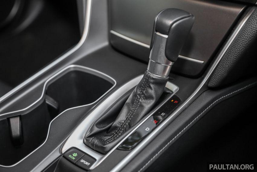 FIRST DRIVE: Honda Accord 1.5 TC-P M'sian review Image #1165040