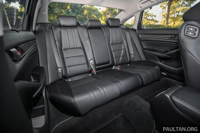 FIRST DRIVE: Honda Accord 1.5 TC-P M'sian review Image #1165064