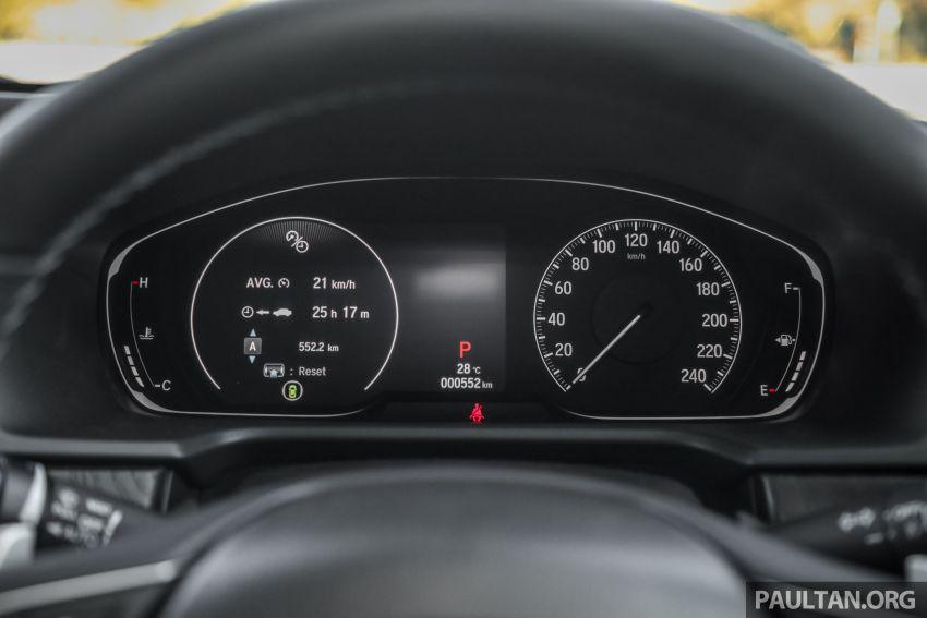 FIRST DRIVE: Honda Accord 1.5 TC-P M'sian review Image #1165018