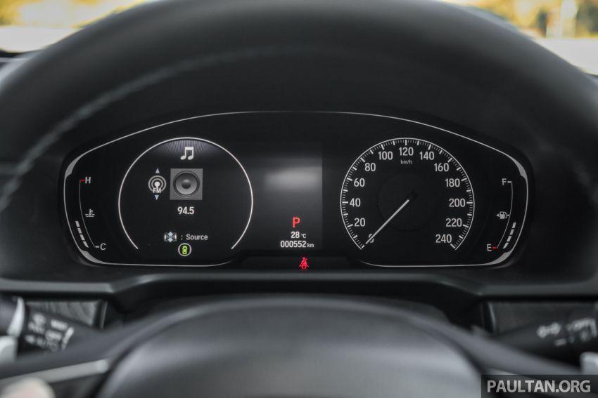 FIRST DRIVE: Honda Accord 1.5 TC-P M'sian review Image #1165019
