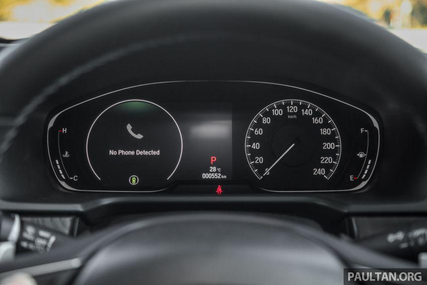 FIRST DRIVE: Honda Accord 1.5 TC-P M'sian review Image #1165020