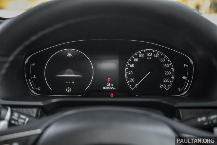 FIRST DRIVE: Honda Accord 1.5 TC-P M'sian review Image #1165021
