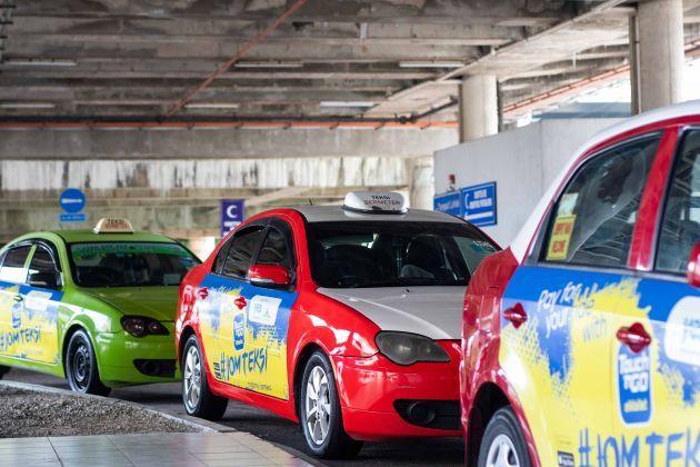 #JOMTEKSI dengan Touch 'n Go eWallet – dapatkan pulangan tunai (cashback) sehingga RM4 untuk tambang teksi anda sehingga 31 Disember