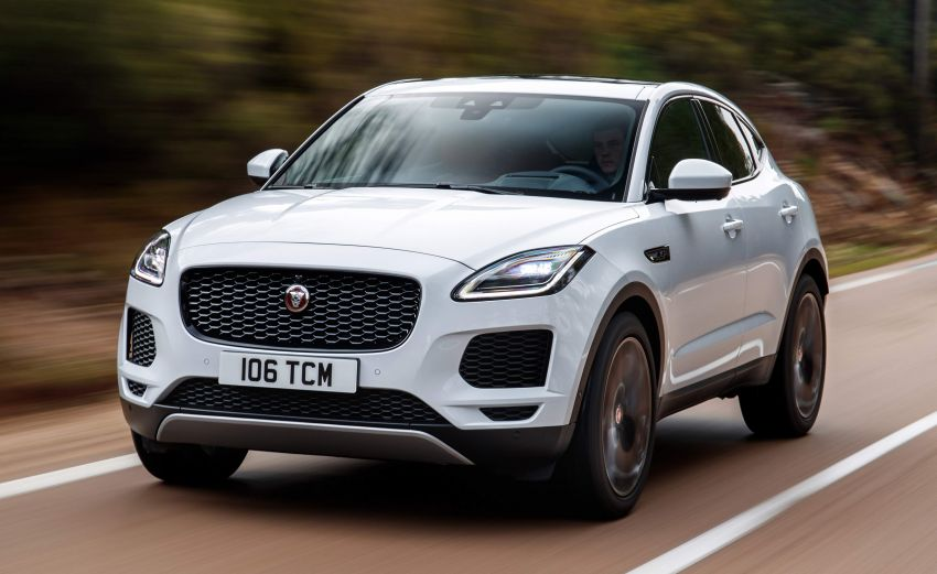 Jaguar E-Pace officially debuts in Malaysia – 2.0L AWD, 200 PS, RM403k with 50% sales tax exemption Image #1155477