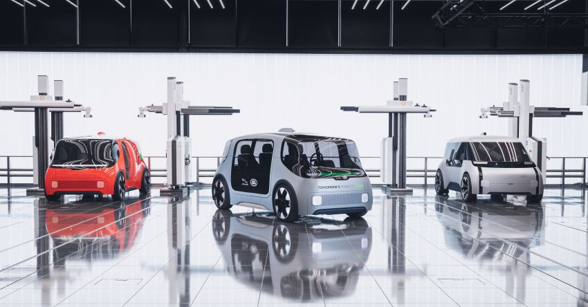 Jaguar Land Rover developing software to reduce passenger motion sickness in autonomous vehicles Image #1155964