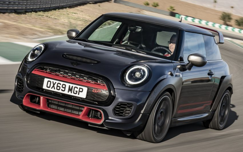 2020 MINI John Cooper Works GP launched – hot two-seater F56 with 306 PS, just 10 units in M'sia, RM377k Image #1166480