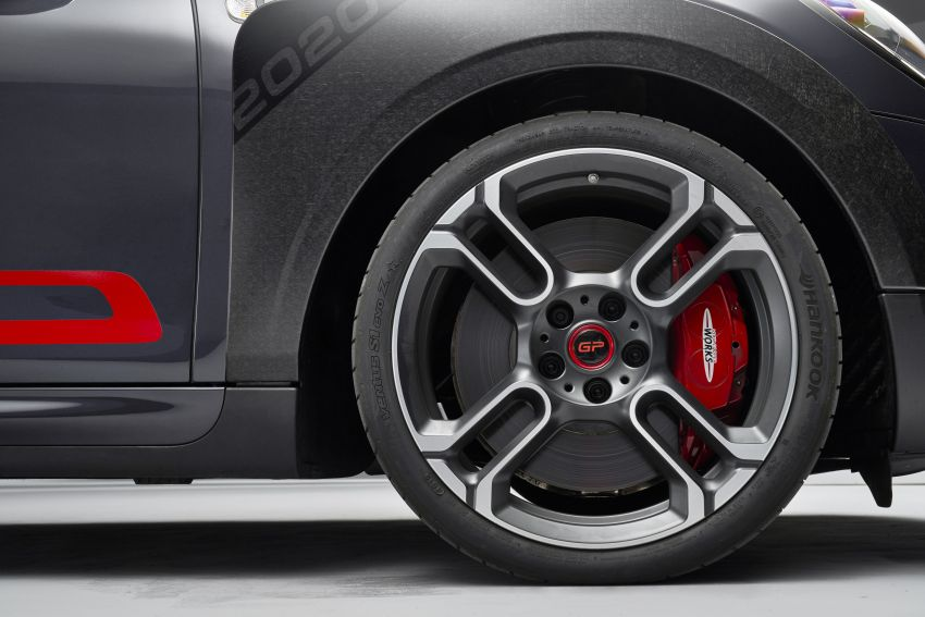 2020 MINI John Cooper Works GP launched – hot two-seater F56 with 306 PS, just 10 units in M'sia, RM377k Image #1166501