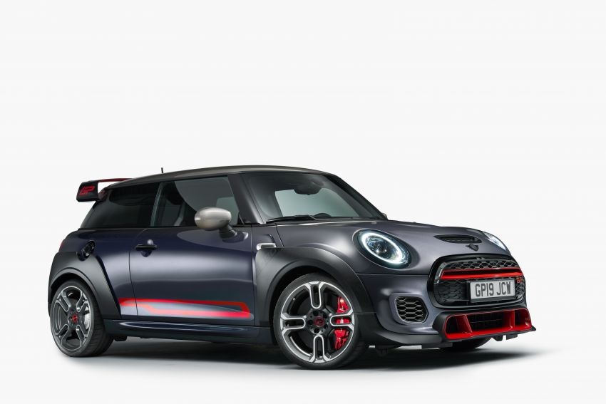 2020 MINI John Cooper Works GP launched – hot two-seater F56 with 306 PS, just 10 units in M'sia, RM377k Image #1166487