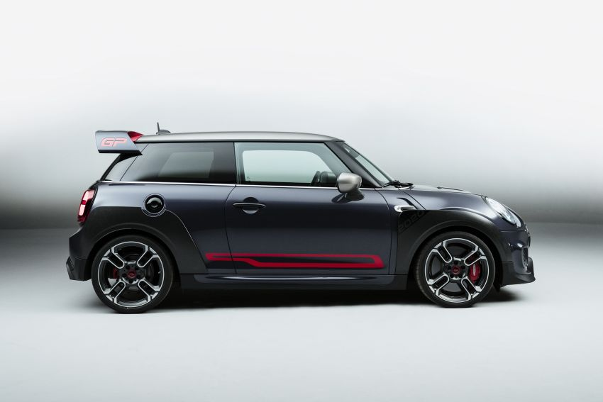 2020 MINI John Cooper Works GP launched – hot two-seater F56 with 306 PS, just 10 units in M'sia, RM377k Image #1166491