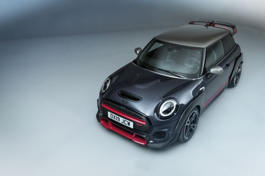 2020 MINI John Cooper Works GP launched – hot two-seater F56 with 306 PS, just 10 units in M'sia, RM377k Image #1166497