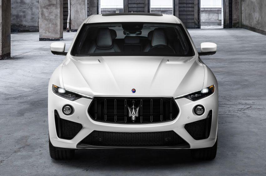 Maserati debuts Trofeo versions of the Ghibli and Quattroporte – 3.8L Ferrari V8; 580 PS and 730 Nm Image #1157973