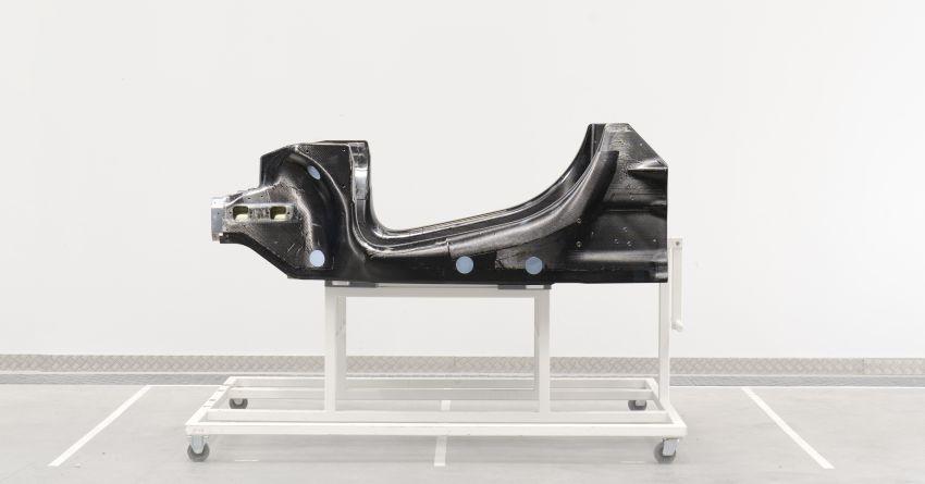 McLaren unveils new carbon-fibre architecture for next-gen models; Sports Series hybrid to debut 2021 Image #1165753