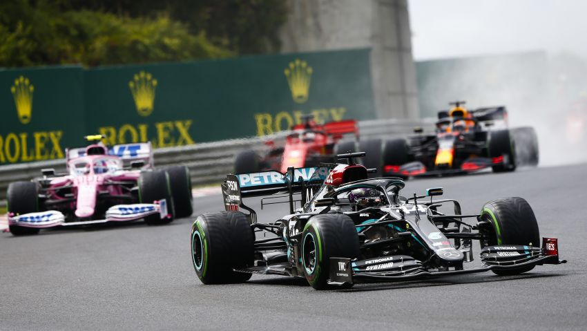 Petronas Trackside Fluid Engineers – we talk to En De Liow and Stephanie Travers about Formula 1 in 2020 Image #1163512