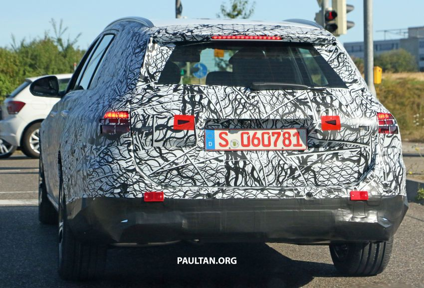 SPYSHOTS: Mercedes-Benz C-Class station wagon seen testing; 'X206' All-Terrain variant to join line-up Image #1158599